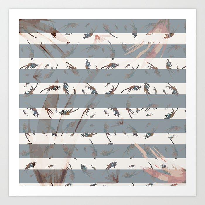 Ocean Eyes Art Print