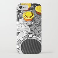 devil iPhone & iPod Cases featuring DEVIL by Nick Nichols