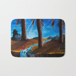 Little Red Riding Hood Bath Mat