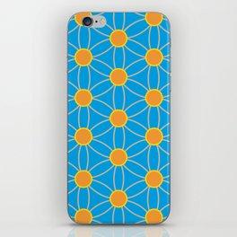 Fleur de vie, été iPhone Skin