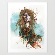 Lur (Mother Nature) Art Print