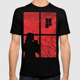 A Strange Encounter T-shirt