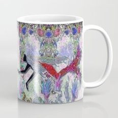 Mermaids in their Garden Mug