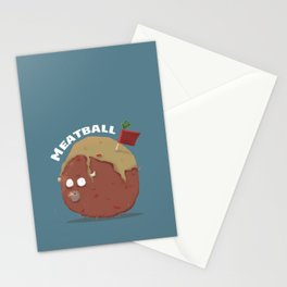 THE MEATBALL Stationery Cards