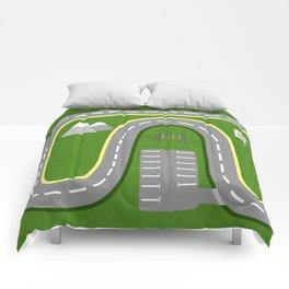 Open Road Comforters