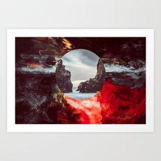 rise 2 Art Print