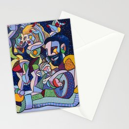 Star Dancers Stationery Cards
