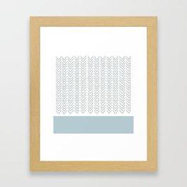Coit Pattern 1 Framed Art Print