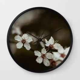 Blossoming Wall Clock