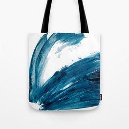 Bunny Blue Tote Bag