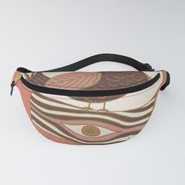 All Seeing Beast of Burden Fanny Pack