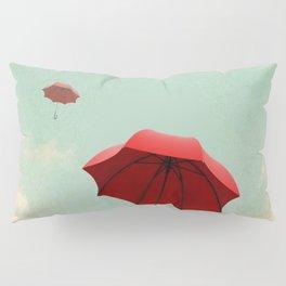 rising into the blue Pillow Sham