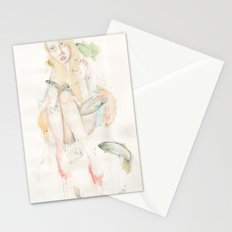 Genesis and the Little Mermaid Stationery Cards