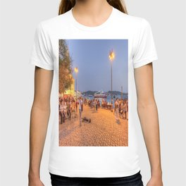 Istanbul At Night T-shirt