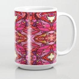 Funky Reds Coffee Mug