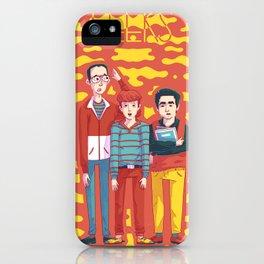 Geeks iPhone Case