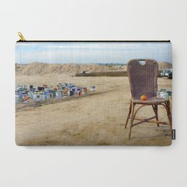 Come and sit  Carry-All Pouch