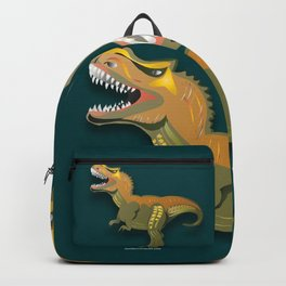 Dinosaur - 'A Fantastic Journey' Backpack