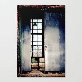 Unlocked Canvas Print