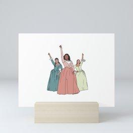 WORK!! Mini Art Print