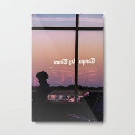 anticipation Metal Print