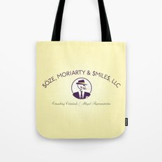 Consulting Criminals Tote Bag