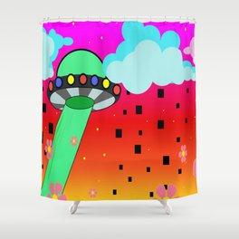 Newlanding Shower Curtain