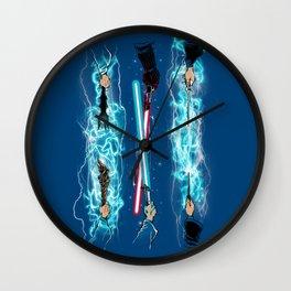 Good vs Evil Wall Clock