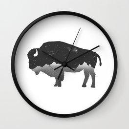 The Buffalo Wall Clock