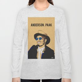 Anderson .Paak Long Sleeve T-shirt