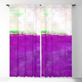 Journey No.600e by Kathy Morton Stanion Blackout Curtain