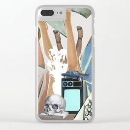 Still Leben · Traum 3 Clear iPhone Case