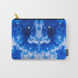 Thunderstorm Demon Carry-All Pouch
