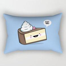 Eat Me! - Wonderland Kawaii Cake Rectangular Pillow