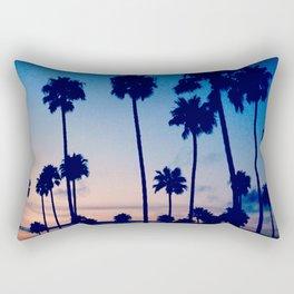 Twilight Palms Rectangular Pillow