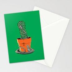 Desert Atmosphere Stationery Cards
