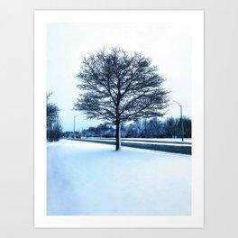 Brampton Art Print