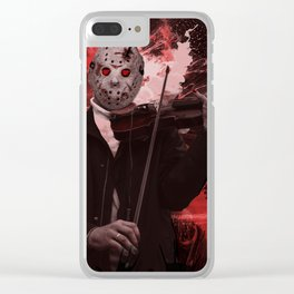Do you like Violins? Clear iPhone Case