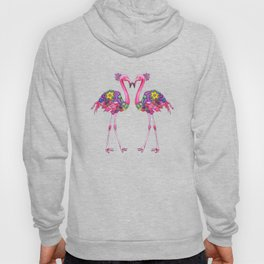 Fancy Felicity Flamingo Hoody
