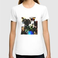 marley T-shirts featuring Get Down Marley by LEEMARIE