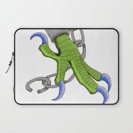 Break Free - green Laptop Sleeve