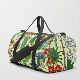 Arizona Desert Museum Duffle Bag