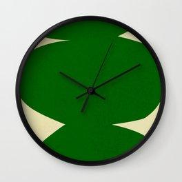 Abstract-w Wall Clock