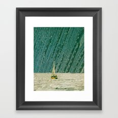 by sea (full version) Framed Art Print