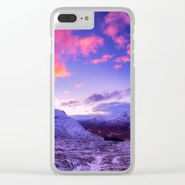 Chillout Clear iPhone Case