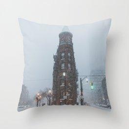 Toronto, Canada Throw Pillow