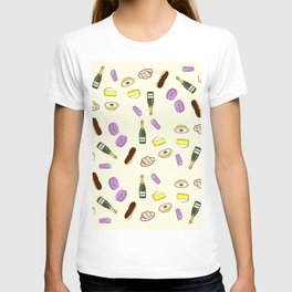 Sweets & Champagne T-shirt