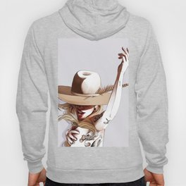 Mirror on the ceiling Hoody