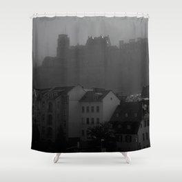 Heidelberg Castle Shower Curtain