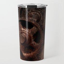 Gear mechanism (half-light) Travel Mug